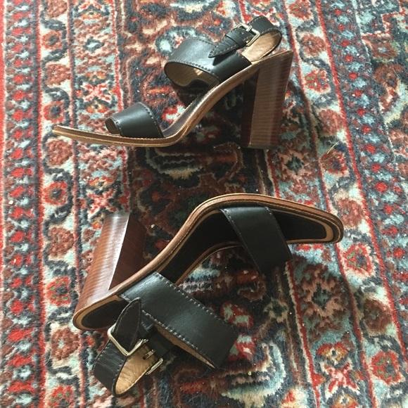 Prada Shoes - Prada Heeled Sandals